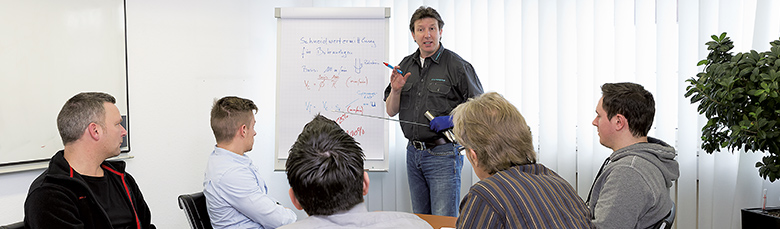 Modul Training & Schulung