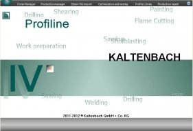 PROFILINE - Easy, user friendly machine operation