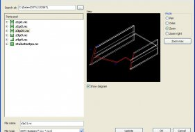 ROBO-CUT-MANAGER - Programming via integrated drawing program