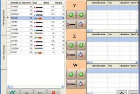 PROFILINE - Tool manager