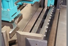 Automatic Material Clamping