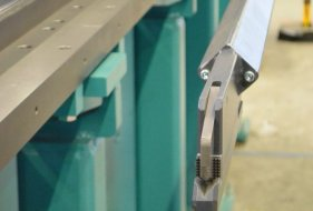 Standard Equipment for Punching- and Shearing Systems