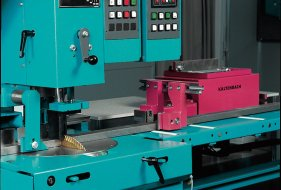 NC-Controlled Version for Circular Sawing Machines
