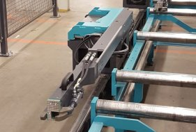 Sliding Measuring Carriage