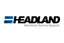 Headland Machinery Service Support