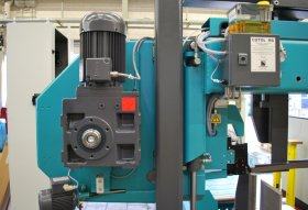 Saw-Band Drive (3.0 kW) / Saw-Band Feed