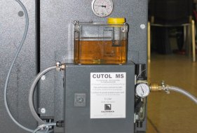 Lubricant Savings via Micro-Dosing System